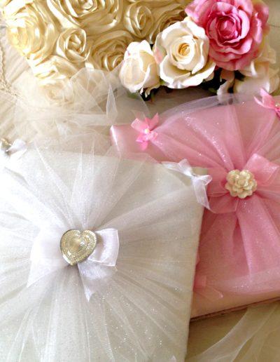 Album - Album bianco e rosa